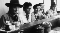 tampopo film men at a table