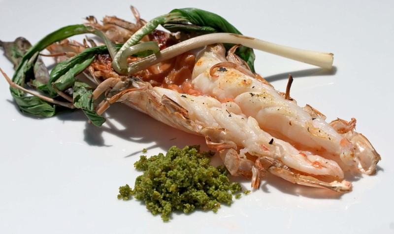 Tasting shrimp 6ways