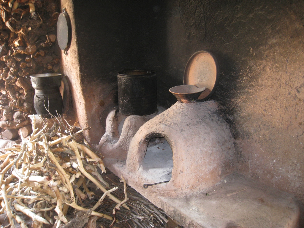 Berber oven